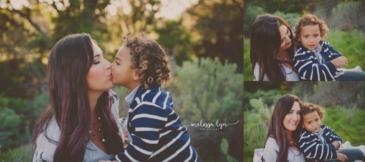 mommy & me session temecula family photographer