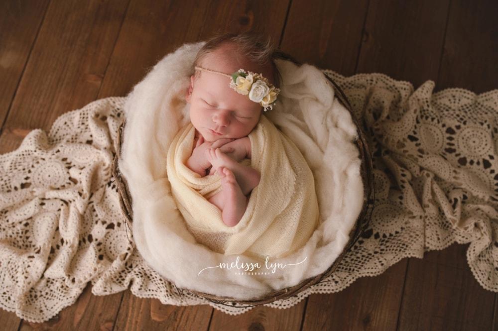Baby Chloe, Temecula Ca newborn photographer
