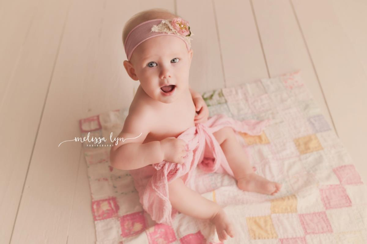 Emerson, 8 month milestone session in Temecula, Ca Baby Photographer