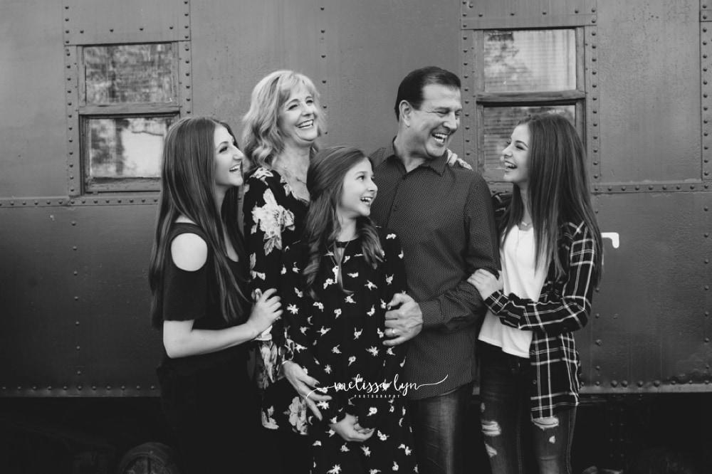 San Juan Capistrano Family Photography