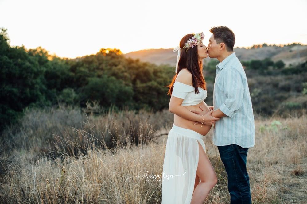 Orange County Maternity Photography