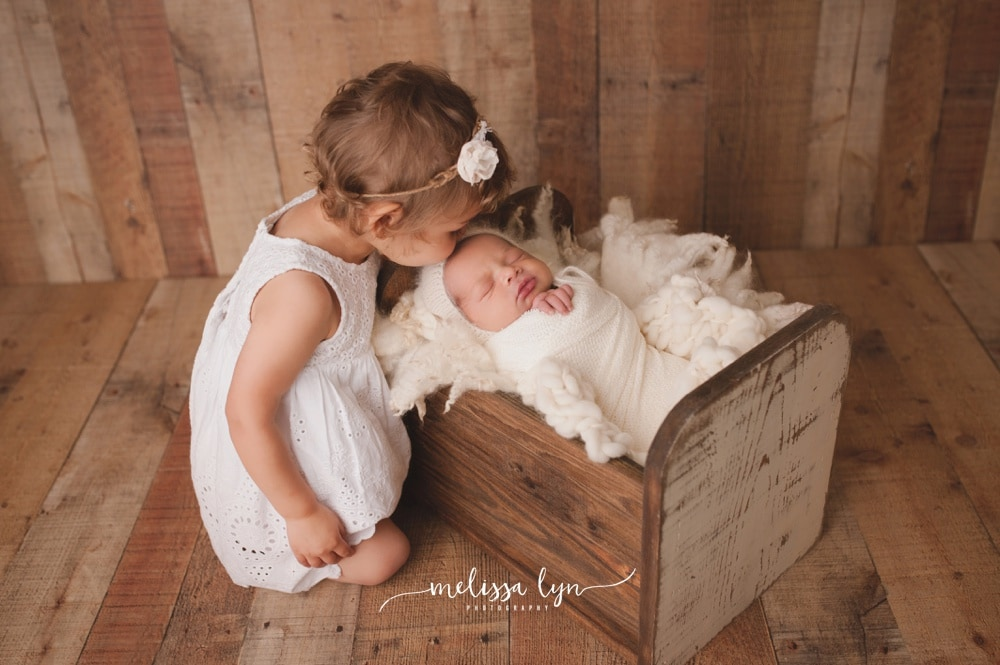 temecula newborn photographer, studio newborn session, newborn photography, baby and sibling newborn photography, newborn in prop photography