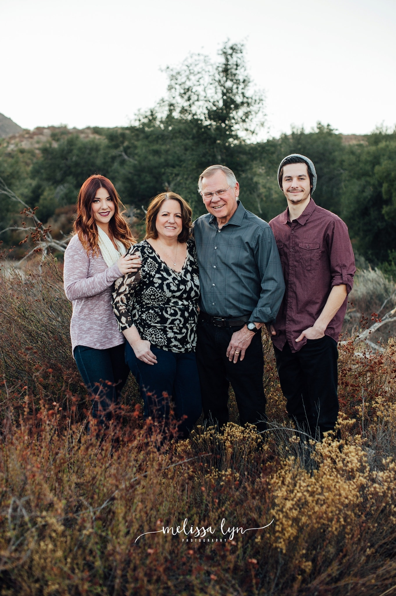 Melissa Lyn Photography - Temecula Family Photographer - Temecula Family Photography, outdoor family session